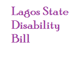 lagos state disability bill