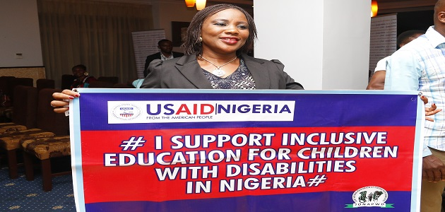 Image of i support inclusive education for children with disabilities in Nigeria